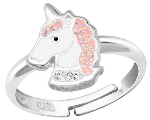 anillo con unicornio