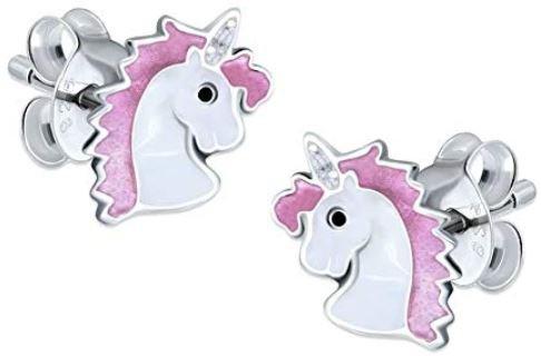 pendientes de unicornio