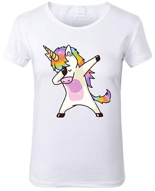 camisetas con unicornios