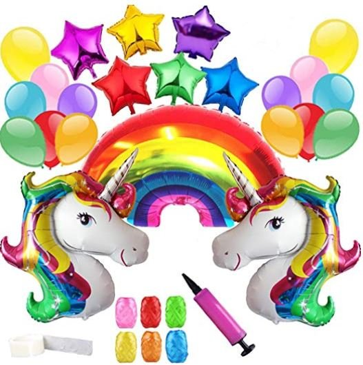 accesorios de unicornio