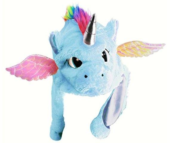 gorrito con unicornio