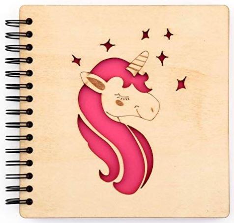 libretas con unicornios