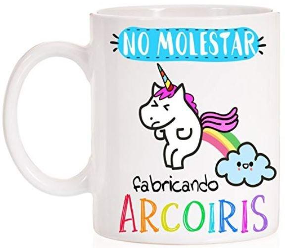 vaso de unicornio