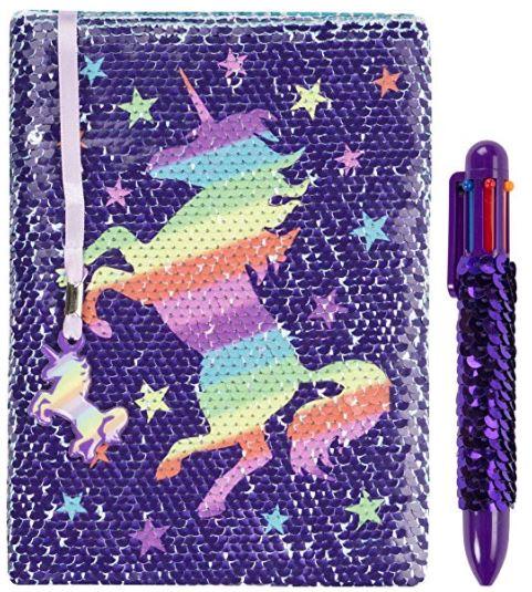 agendas escolares de unicornios