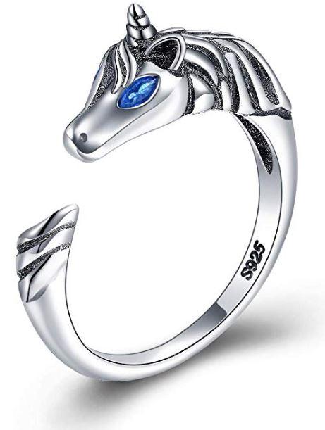 anillo de unicornio
