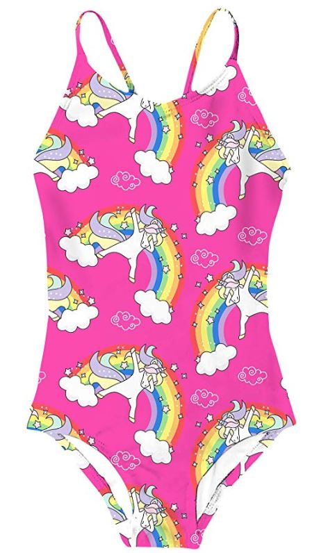 bañador unicornio primark