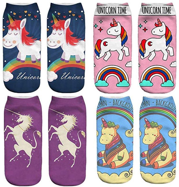 calcetines unicornio oysho