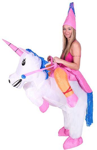 disfraces de unicornios caseros