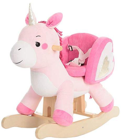 juguete unicornio que anda