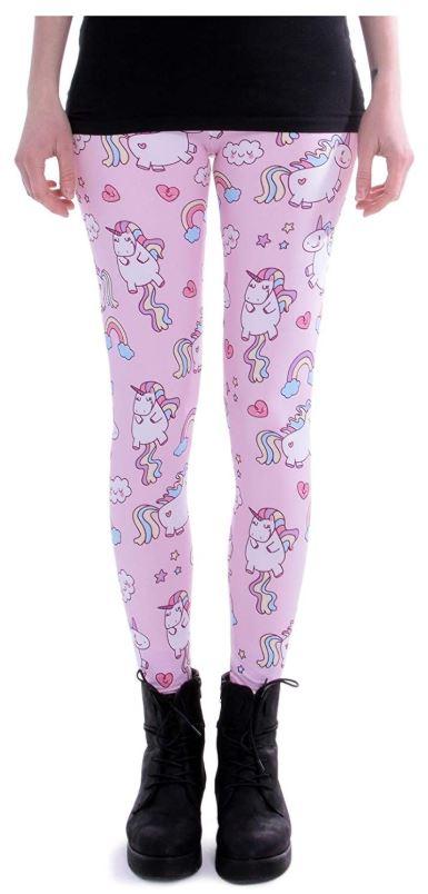 leggins con unicornios