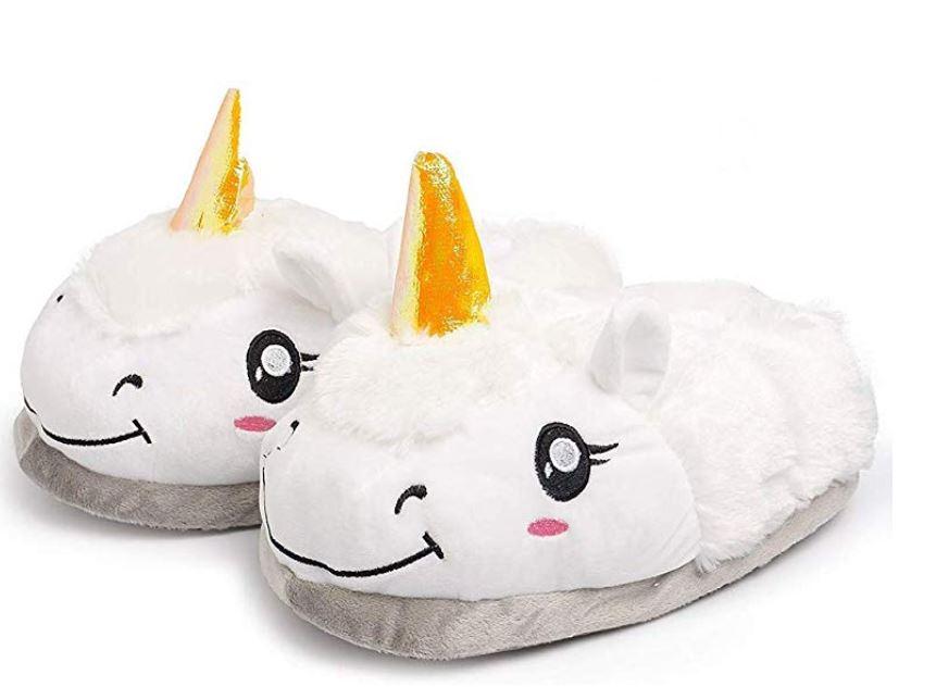 pantuflas de unicornio precio