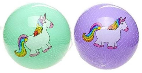 pelota de unicornio